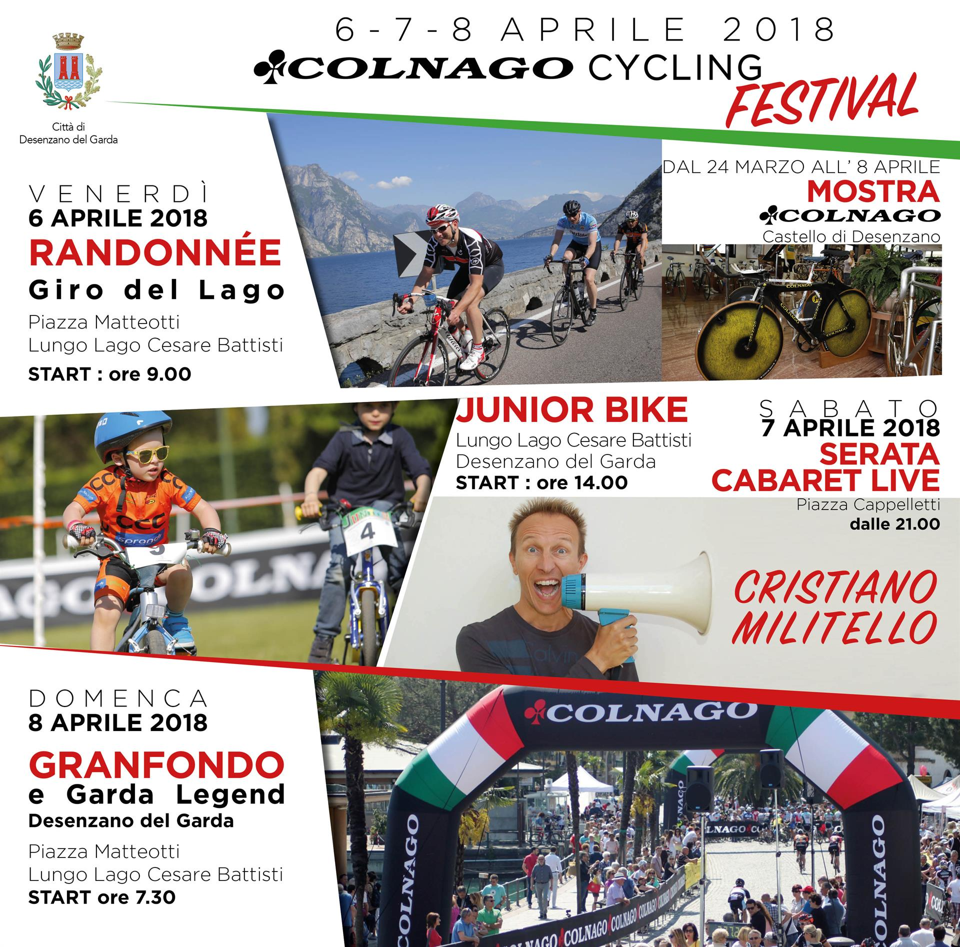 Colnago Cycling Festival 2017